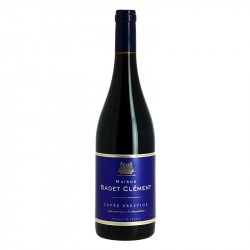 Badet Clement Red Cuvee Prestige Wine