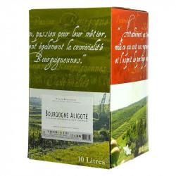 Bourgogne Aligoté by Vignerons de Buxy BIB 10 Litres
