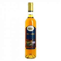 Frimaire Pacherenc du Vic Bilh Sweet White Wine Late Harvest December by Alain Brumont 2010