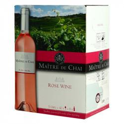 Boxed Wine Maître de Chai Rosé 5L