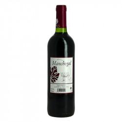 Manchegal DOC La Mancha Spanish Red Wine