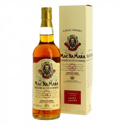 Blended Scotch Whiskey Mac Na Mara RHUM Cask Finish Gaelic Whiskey 70 cl