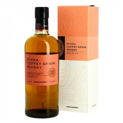 Japanese Whiskey NIKKA Coffey Grain