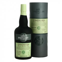 STRATHEDEN Archivist de Luxe Blended Malt Lowlands Whiskey by Lost Distillery