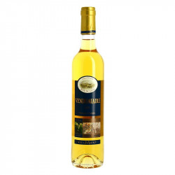 Vendemiaire Pacherenc du Vic Bilh Sweet White Wine by Alain Brumont Half Bottle