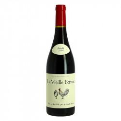 La Vieille Ferme Red Wine Côtes du Ventoux by Château de Beaucastel