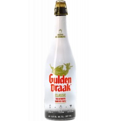 Belgian Brown Beer Gulden Draak 75 cl