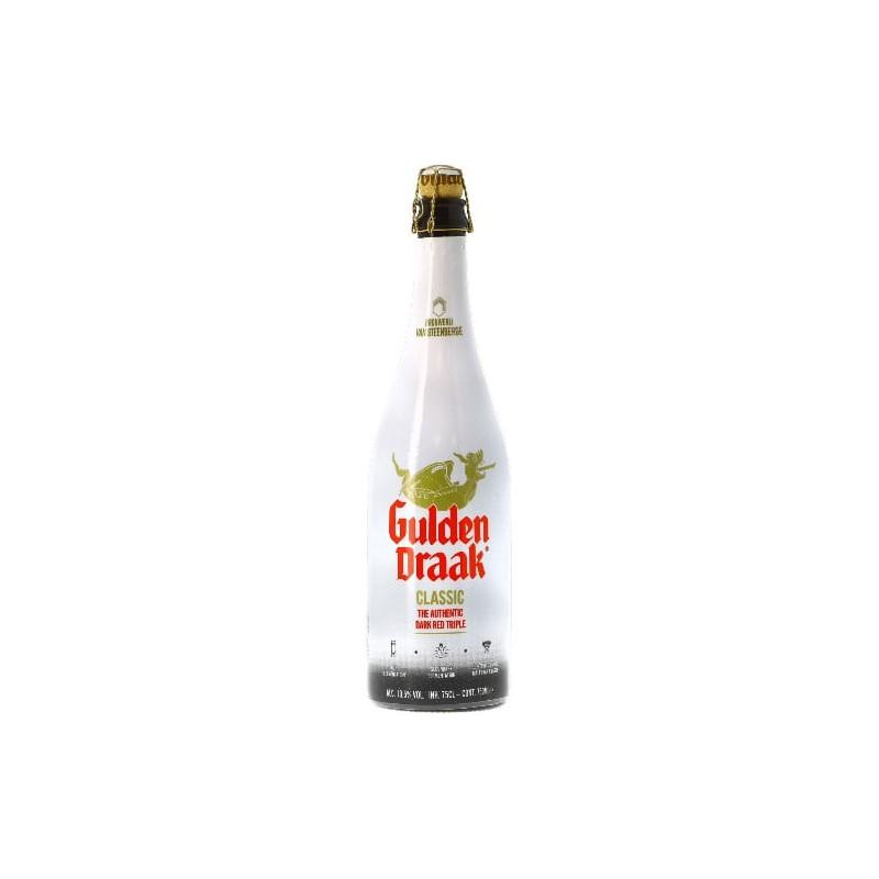 Belgian Triple Beer Gulden Draak 75 cl