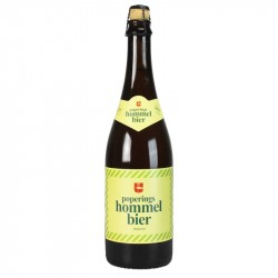 Hommel Bier Belgian Blonde Beer 75 cl