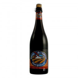 QUEUE de CHARRUE (PLOW TAIL) Brown Belgian Beer 75 cl