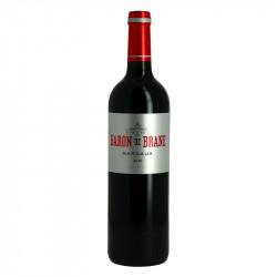 Baron de Brane 2016 Margaux Second Wine of Château Brane Cantenac