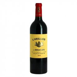 CARILLON d'ANGELUS 2016 St Emilion Grand Cru Second Wine of Château Angelus