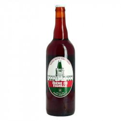 Ambré Beer Family Motte-Cordonnier Brewery