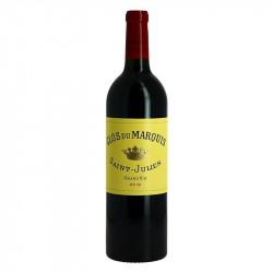 Clos Du Marquis 2016 Saint Julien Red Wine from Bordeaux