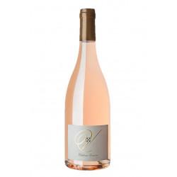 Château Vessiere Rosé Organic Costières de Nîmes Rhône Wine