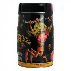 Keg 5L Cuvée des Trolls Belgian Blond Beer