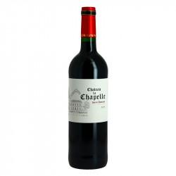 Château La Chapelle 2019 Organic Saint Emilion Wine Bordeaux Red Wine