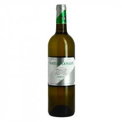 Château Langlet white wine from Graves Bordeaux region