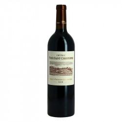 Château Tour Saint CHRISTOPHE 2016 Saint EMILION Grand Cru red Bordeaux wine