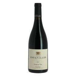 Château ESTANILLES Clos du Fou 2017 Faugères Organic Red Wine from Languedoc