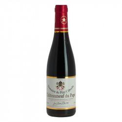 Chateauneuf du Pape Red Domaine du Père Caboche half bottle