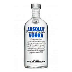 Absolut Swedish Vodka