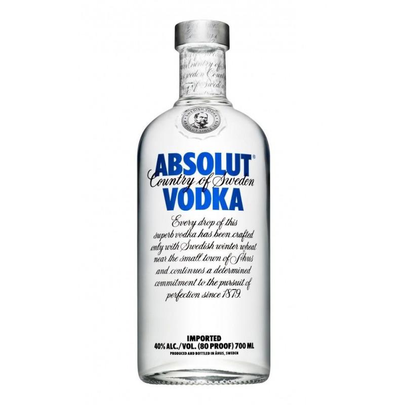 Absolut Swedish Vodka