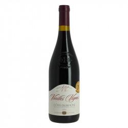 Marquise des Charmes red Côtes du Rhône Vieilles Vignes 2018 by Vignerons de l'Enclave