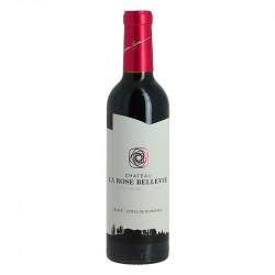 Château La Rose Bellevue Half Bottle Bordeaux Red Wine 37.5 cl