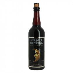 Beer Straffe Hendrik Brugs Quadrupel Belgian Bier 75 cl