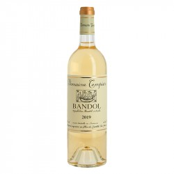 White Bandol Wine by Domaine Tempier