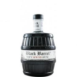 AH Riise Black Barrel Navy Rum  70 cl