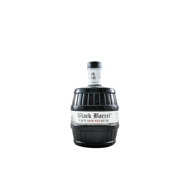 A.R. BLACK BARREL SPICED RHUM 70CL 40