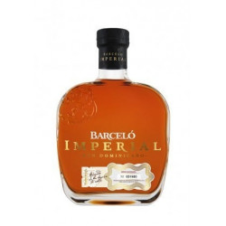 Ron BARCELO IMPERIAL 70 cl Rum from the Dominican Republic