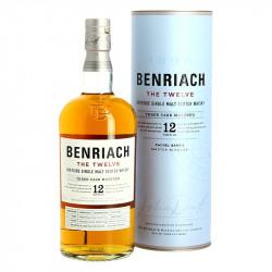 BENRIACH 12 ANS THREE CASK MATURED 70CL