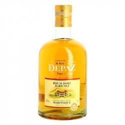 DEPAZ Golden Rum from Martinique Island 50°
