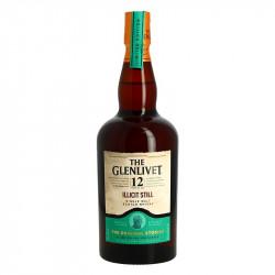 Whiskey The GLENLIVET Illicit Still 12 YO Speyside Single Malt
