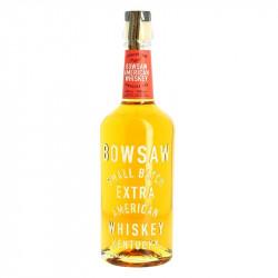 American Kentucky Whiskey BOWSAW Small Batch 70 cl