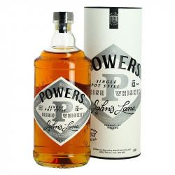 POWERS 12 YO John Lane Single Pot Still Irish Whiskey 70 cl
