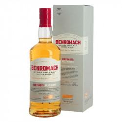 BENROMACH Peat Smoke Speyside Single Malt Scotch Whisky