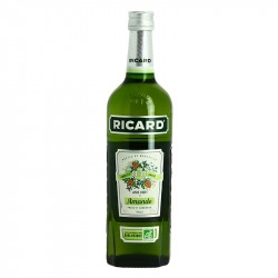 RICARD Organic Green Anise and Almond 70 cl