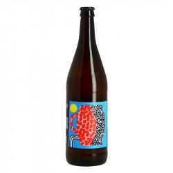 Bière Brasserie GALLIA La MIELLEUSE Bière Sauvages 66 cl