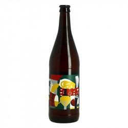 Bière NELSON M'AMPHORE Bière Sauvage de la Brasserie Gallia 66 cl