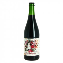 LA MALINE Black Beer of Flanders 75 cl Thiriez Brewery