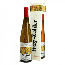 FREY SOHLER Selection of Noble Grains Gewurztraminer White Wine from Alsace Sweet 75 cl