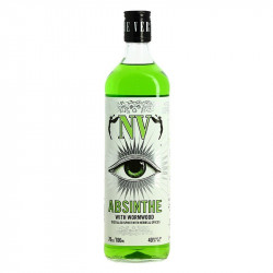 Absinthe The FEE NV with Green Absinthes Plants