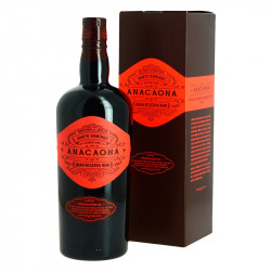 ANACAONA Amber Rum from Dominican Republic 70 cl