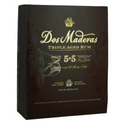 Dos Maderas Rum Gift Box PX 5 + 5 + 4 Samples