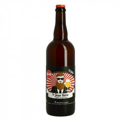 La Jean Triple Beer 75cl