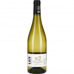 UBY N°2 Côtes de Gascogne Blanc Chardonnay Chenin Blanc